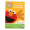 Earth's Best Organic Crunchin Grahams Honey Sticks - Case of 6 - 5.3 oz. HGR 0752931