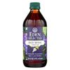 Eden Foods Raw Unfiltered Red Wine Vinegar - Case of 12 - 16 fl oz. HGR076041