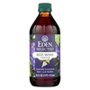 Ring Panel Link Filters Economy: Eden Foods - Raw Unfiltered Red Wine Vinegar - Case of 12 - 16 fl oz.