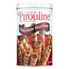 De Beukelaer Creme De Pirouline Rolled Wafers - Chocolate Hazelnut BFVDEB5051