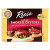 seafood: Reese - Oysters - Smoked - Large - 3.7 oz. - Case of 10