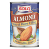 Solo Almond Filling - Case of 12 - 12.5 oz. HGR 0803726