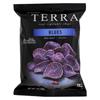 Terra Chips Exotic Vegetable Chips - Blues - Case of 24 - 1 oz. HGR 0899849