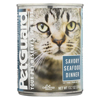 PetGuard Cats Food - Savory Seafood Dinner - Case of 12 - 13.2 oz. HGR 0926592