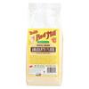 Bob's Red Mill Organic Amaranth Flour - 22 oz. - Case of 4 HGR 0934638