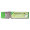 hgr: Soothing Touch - Lip Balm - Organic Coconut Lime - Case of 12 - .25 oz.
