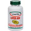 Liverite Liver Aid Plus Milk Thistle - 150 Capsules HGR 0101931