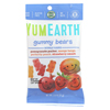 Organic Gummy Bears - Case of 12 - 2.5 oz.