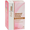 Shen Min Advanced Women's Formula Hair Strengthening - 60 Tablets HGR0103739