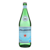 San Pellegrino Mineral Water - Case of 12 - 1 Liter HGR 0105296