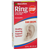 OTC Meds: Natural Care - RingStop Eardrops - 0.5 fl oz