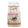 Bob's Red Mill Organic Gluten Free Buckwheat Groats - 16 oz. - Case of 4 HGR 01067487
