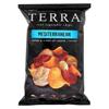 Terra Chips Exotic Vegetable Chips - Mediterranean - Case of 12 - 6.8 oz. HGR 01075472