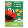 Earth's Best Crackers - Organic - Crunchin Crackers - Veggie - Snack - 5.3 oz. - case of 6 HGR 01142033