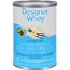 Designer Whey Protein Powder French Vanilla - 12 oz HGR 0115188