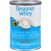 Designer Whey Natural Whey Protein - 12 oz HGR 0115519