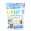 Organics Gummy Bears - Organic - Snack Pack - .7 oz. - 10 Count - Case of 12