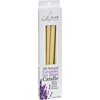 OTC Meds: Wally's Natural Products - Wally's Ear Candles Lavender Paraffin - 4 Candles