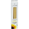 OTC Meds: Wally's Natural Products - Wally's Ear Candles Beeswax - 4 Candles
