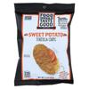 Sweet Potato Tortilla Chips - Sweet Potato - Case of 24 - 1.5 oz.