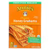 Clean and Green: Annie's Homegrown - Organic Honey Graham Crackers - Case of 12 - 14.4 oz.
