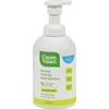 hand sanitizers: CleanWell - CleanWell Hand Sanitizing Foam - 8 oz