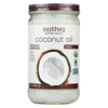 Nutiva Organic Virgin Coconut Oil - Case of 6 - 23 oz. HGR 01204197