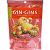 Candy Chewy Candy: Ginger People - Gin Gins Chewy Ginger Candy Spicy Apple - 3 oz - Case of 24