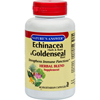 Nature's Answer Echinacea and Goldenseal Root - 60 Vegetarian Capsules HGR 0123299