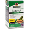 Nature's Answer Burdock Root - 90 Vegetarian Capsules HGR0123554