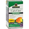 Nature's Answer Cats Claw Inner Bark Extract - 90 Vegetarian Capsules HGR 0123588