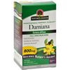Nature's Answer Damiana Leaf - 90 Vegetarian Capsules HGR 0123695