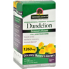 Nature's Answer Dandelion Root - 90 Vegetarian Capsules HGR 0123711