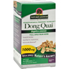 Nature's Answer Dong Quai Root Extract - 90 Vegetarian Capsules HGR 0123729