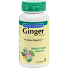 Nature's Answer Ginger Rhizome - 90 Vegetarian Capsules HGR 0123836