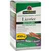 Nature's Answer Licorice Root - 90 Vegetarian Capsules HGR 0124032