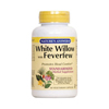 Nature's Answer White Willow with Feverfew - 60 vcaps HGR 0124792
