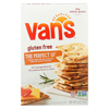 Gluten Free Crackers - The Perfect 10 - Case of 6 - 4 oz.