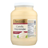 Spectrum Naturals Canola Mayonnaise - Case of 4 - 1 Gal HGR 0134189
