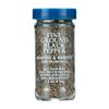 Morton and Bassett Seasoning - Pepper - Fine Ground - Black - 2 oz.. - Case of 3 HGR 0134544