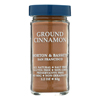Morton and Bassett Seasoning - Cinnamon - Ground - 2.7 oz.. - Case of 3 HGR 0134627