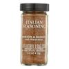 Morton and Bassett Seasoning - Italian Seasoning - 1.5 oz.. - Case of 3 HGR 0134825