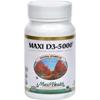 Maxi Health Kosher Vitamins Maxi D3 5000 - 5000 IU - 90 Tablets HGR 135095