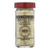 Morton and Bassett Garlic Granulated - Garlic - Case of 3 - 2.6 oz.. HGR 0135442