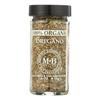Morton and Bassett 100% Organic Seasoning - Oregano - .7 oz.. - Case of 3 HGR 0135525