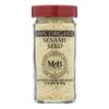 Morton and Bassett 100% Organic Seasoning - Sesame Seed - 2.4 oz.. - Case of 3 HGR 0135673