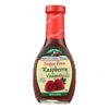 Maple Grove Farms Sugar Free Salad Dressing - Raspberry Vinaigrette - Case of 12 - 8 oz.. HGR 0137703