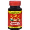 Nutrex Hawaii BioAstin Hawaiian Astaxanthin - 4 mg - 60 Gelcaps HGR 0138933