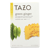 Green Tea - Ginger - Case of 6 - 20 BAG
