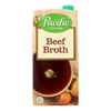 Pacific Natural Foods Broth - Beef - Case of 12 - 32 Fl oz.. HGR0144220